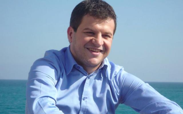 Guillaume Musso en 2008. (Crédit : By Aufbau Verlag/CC BY-SA 3.0/WikiCommons)