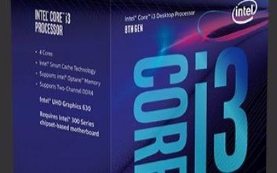 Le processeur 8th-Gen-Intel-Core-i3-8100 sera en vente dès le 5 octobre 2017 (Autorisation)