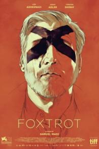 L'affiche de Foxtrot (Autorisation)