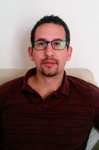 Chen Avidar, 32 ans, doctorant juif de l'université de Tel Aviv, a lancé une hotline destinée aux hommes arabes victimes d'agression sexuelle. (Crédit : autorisation)