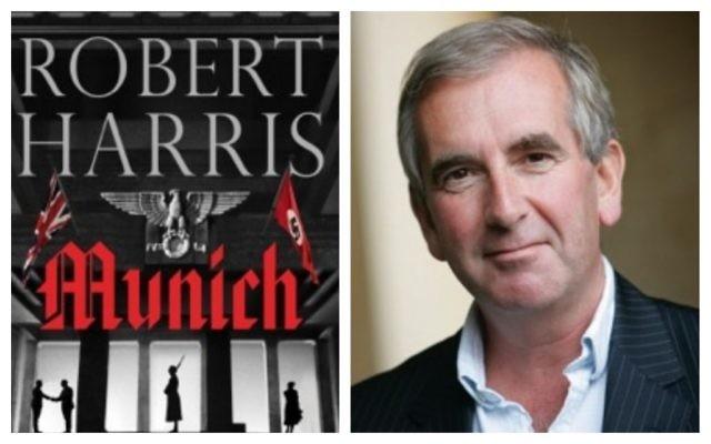 'Munich' , un livre de Robert Harris. (Autorisation)