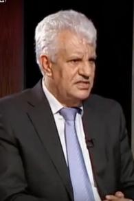 L'ambassadeur palestinien au Caire, Jamal al-Shobaki, qui est également le représentant de l'Autorité palestinienne à la Ligue arabe (Capture d'écran : YouTube)