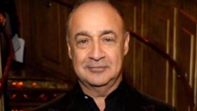 Leonard Blavatnik (Crédit : capture d'écran YouTube)