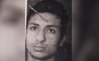 Ahmed al-Assam, 19 ans, habitant de Tel Sheva dans le sud d'Israël, a disparu en Turquie, en septembre 2017. (Crédit : autorisation)