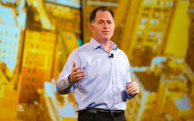 Michael Dell, fondateur et PDG de Dell. (Crédit : autorisation)