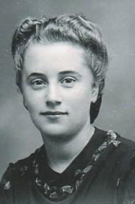 Marthe Cohn jeune (Crédit : Autorisation)