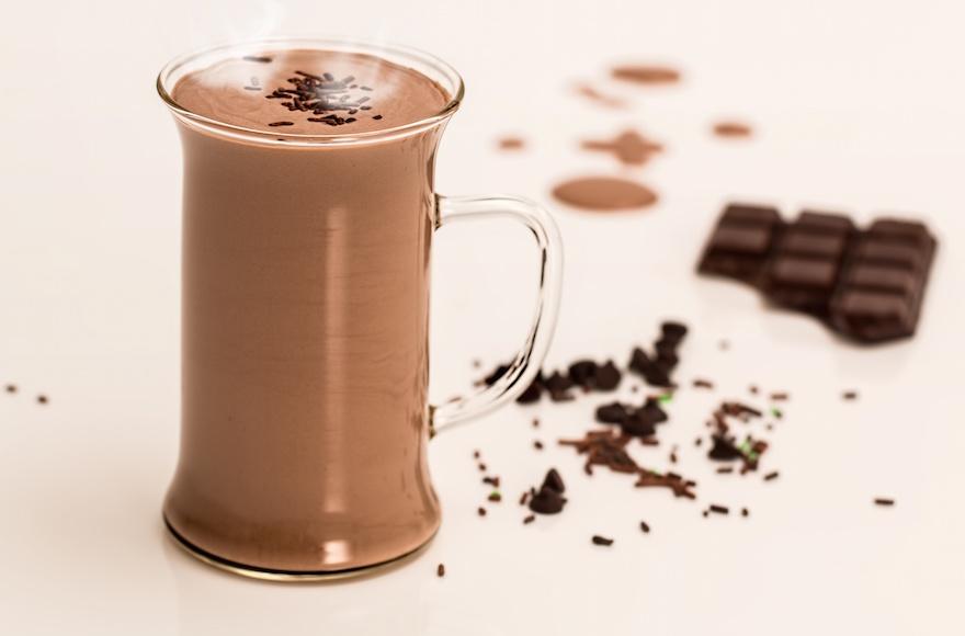 Chocolat chaud (Crédit :Pixabay/via JTA)