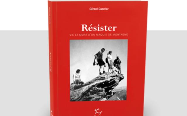 Le livre-enquête de l'écrivain-aventurier Gérard Guerrier retrace la livre de résistance de la famille Lippmann ddans le Haut Verdon (Crédit: capture d'écran Ed. Paulsen)