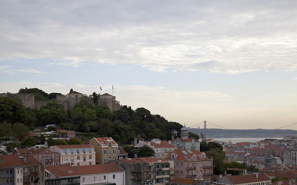 Vue sur Lisbonne, au Portugal. (Crédit : Wikimédia - CC BY-SA)