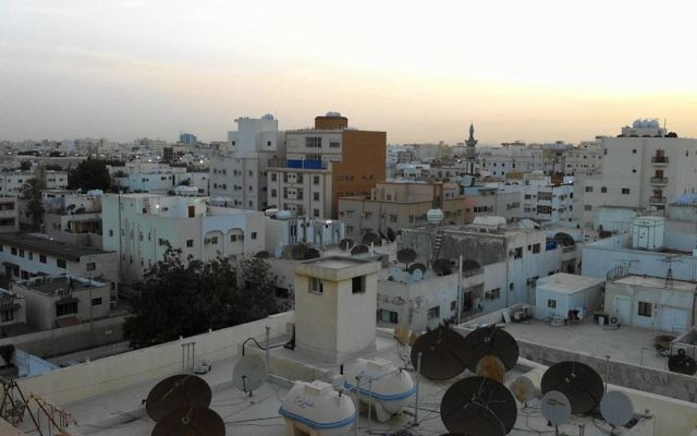 Jeddah, ville saoudienne du bord de la mer Rouge, à l'aube, en mai 2011. Illustration. (Crédit : Darryl Keith/CC BY-SA 3.0/WikiCommons)