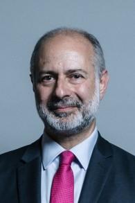 Le député Fabian Hamilton (Crédit : Chris McAndrew / Wikipedia)