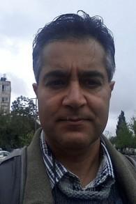 Yonathan Mizrachi, directeur d'Emek Shaveh, association d'archéologie interconfessionnelle de gauche. (Crédit : autorisation)