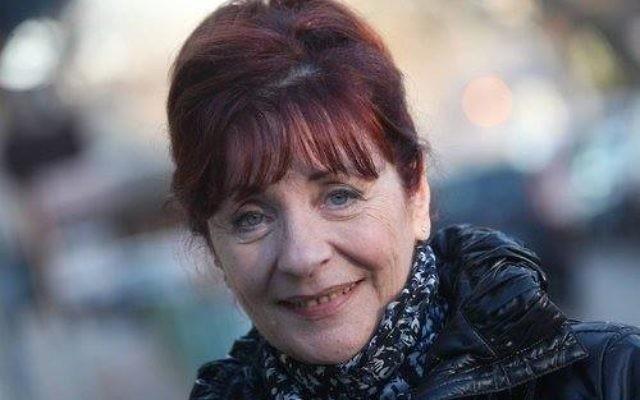 Claudine Kauffmann, sénatrice Front national du Var. (Crédit : Facebook)