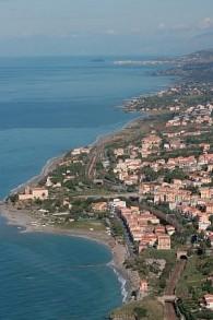 Une vue sur la Riviera dei Cedri (Crédit : Autorisation d'Angelo Adduci)