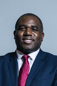 Le député David Lammy (Crédit : Chris McAndrew / Wikipedia)