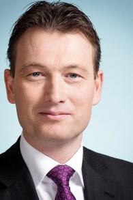 Halbe Zijlstra, ministre néerlandais des Affaires étrangères, photographié en 2012. (Crédit: autorisation/Rijksoverheid)