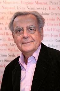 Bernard Pivot au Salon du livre, en 2009. (Crédit : George Seguin/Wikimedia CC BY-SA 3.0)