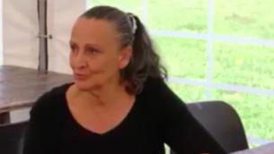 Anne Sicco (Crédit : Capture d'écran YouTube)