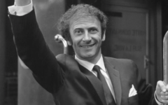 Marcel Marceau, résistant juif et mime célébrissime, ici au Pays-Bas, en 1962. (Crédit: Harry Pot/Anefo)
