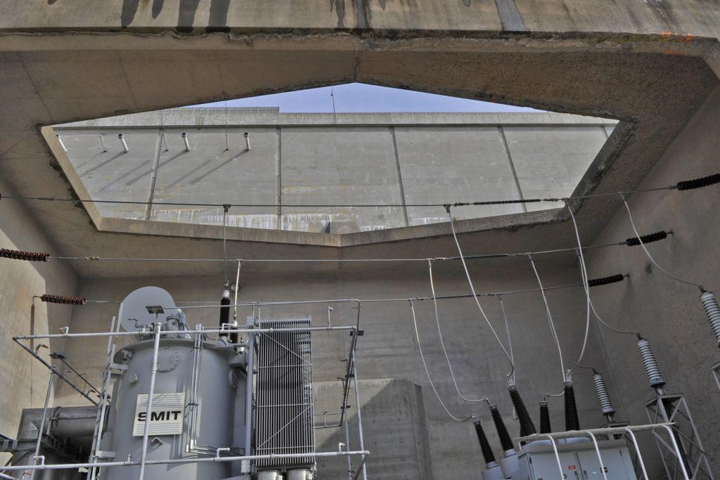 Les transformateurs électriques surveillés par une application développée par l'Autorité électrique de l'état de New York et mPrest. (Crédit : autorisation)