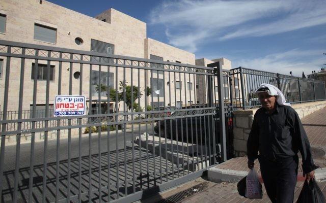 L'enclave juive de Nof Zion, dans le quartier de Jabel Mukaber, à Jérusalem Est. Illustration. (Crédit: Yossi Zamir/Flash90)