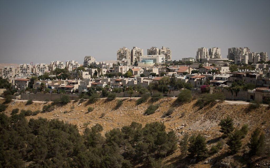 Netanyahu promet 3 500 nouveaux logements dans la zone E1 en Cisjordanie