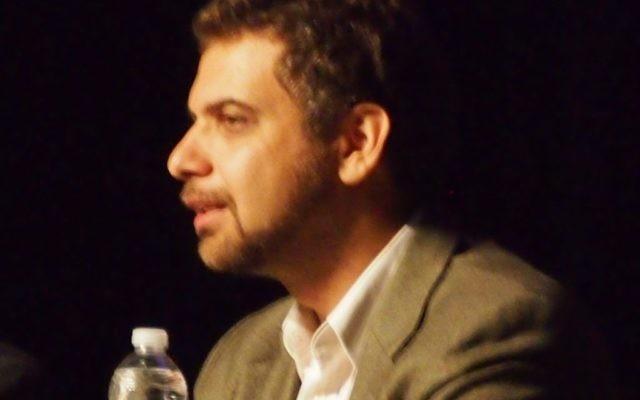 Raed Jarrar. (Crédit : Slowking4/GFDL 1.2/WikiCommons)