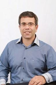 Le directeur-général de NRGene Gil Ronen (Autorisation)