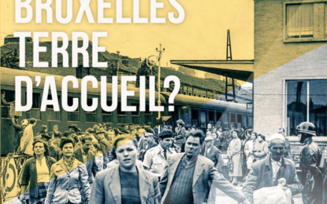 Affiche de l'exposition d'ouverture du musée juif de Belgique qui rouvre ses portes 4 ans après l'attentat qui avait coûté la vie à 4 personnes (Crédit: capture d'écran MJB-JMB)