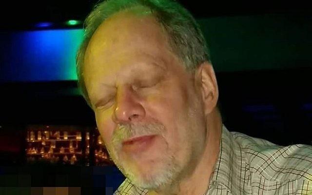 Stephen Paddock, le tireur de Las Vegas. (Crédit : capture d'écran Twitter)