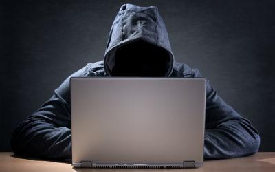lllustration : Les forces obscures du Web via Shutterstock