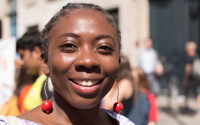 Danièle Obono (Crédit : Jérémie Silvestro / Wikimedia Commons / CC BY-SA 4.0)