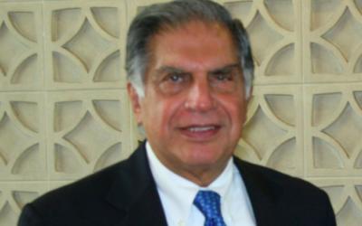 Ratan Tata (Crédit : U.S. Embassy New Delhi/domaine public)
