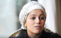 Houria Bouteldja (Crédit : Capture d'écran YouTube)