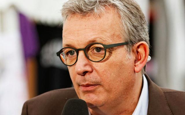 Pierre Laurent (Crédit : Wikimedia commons)