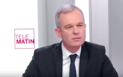 François de Rugy (Crédit : Capture d'écran France 2)