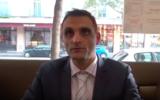 Capture d'écran de Franck Sinisi (Crédit : YouTube)