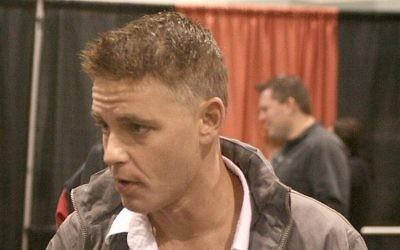 Corey Haim en 2008. (Crédit : CC BY-SA Bree, Wikimedia Commons)