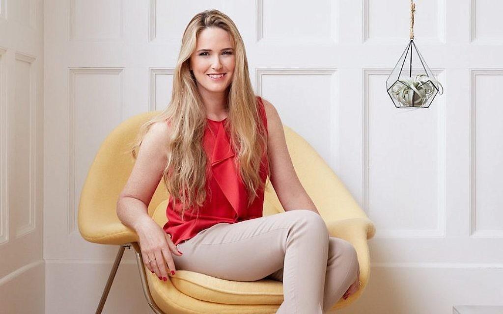 Darya Henig Shaked est la fondatrice de WeAct, une organisation qui amène des femmes entrepreneurs israéliennes à participer à des missions de mise en réseau dans la Silicon Valley (Crédit : Autorisation Shaked)