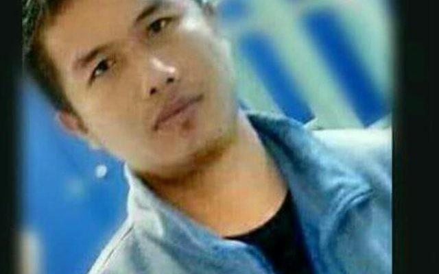 Even Ezer Holaring, 35 ans, a été grièvement blessé dans un attentat à la voiture-bélier le 17 novembre 2017 (Autorisation)