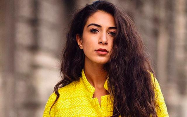 Tamar Morali espère représenter l'Allemagne au concours de Miss Univers (Crédit :  Tamar Morali via Instagram/JTA)