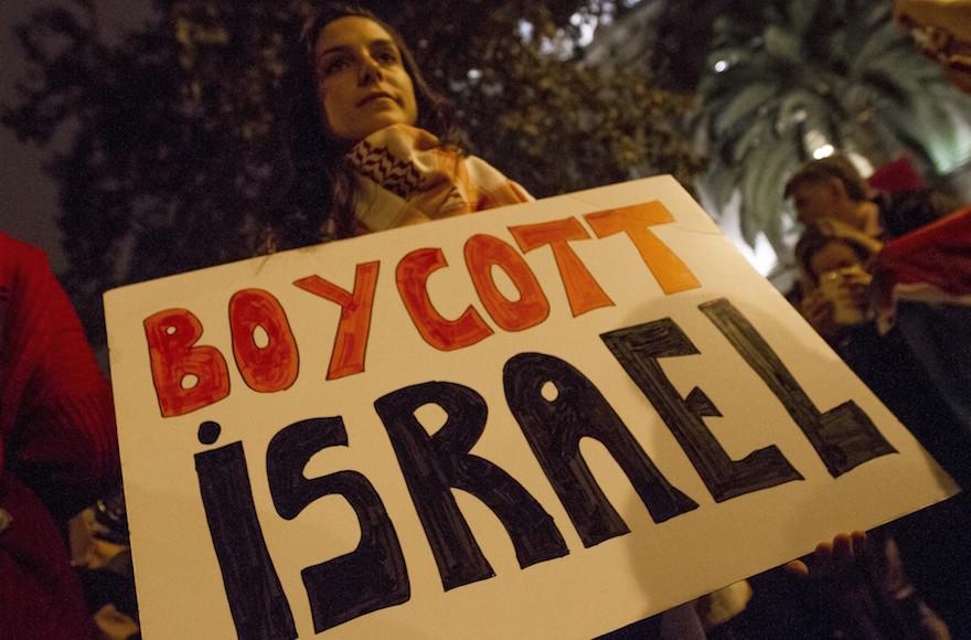 Israël interdit de territoire une vingtaine d'organisations appelant à son boycott