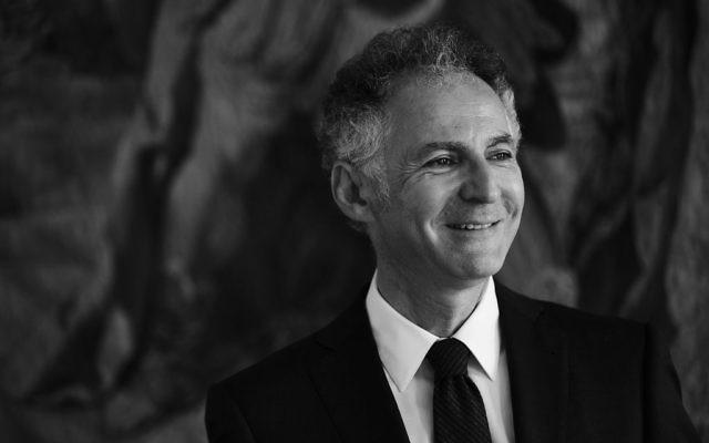 François Zimeray, actuel ambassadeur de France au Danemark (Crédit : autorisation)