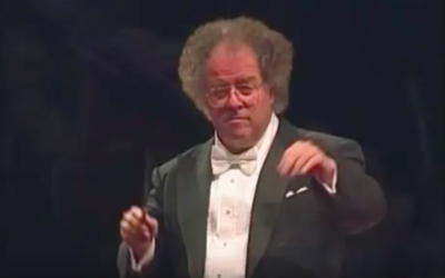 James Levine (Crédit : Capture d'écran YouTube)