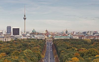 Vue sur Berlin (Crédit : CC BY-SA A.Savin/Wikimedia Commons/File)