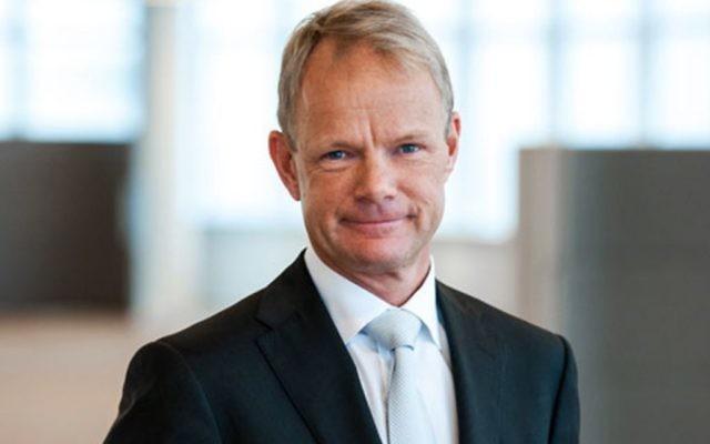 Kåre Schultz, nouveau directeur et président de Teva (photo publiée avec son autorisation)