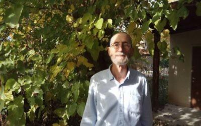 Avner, de la mehina HaEmek est passé maître dans l'art de la cohabitation entre pratiquants et laïcs (Crédit: Pierre-Simon Assouline)
