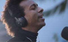 Yalo Gili, chanteur Israélien d'origine éthiopienne offre un groove où se mêlent les accents de ses différentes origines (Crédit: capture d'écran Nova)