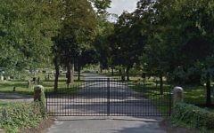 Le cimetière de Milton, à Milton, dans le  Massachusetts. (Capture d'écran/ instantstreetview)