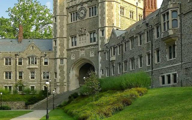 Université de Princeton (Wikimedia Commons, CC BY-SA 2.0 de, Wdwdbot)
